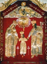 Obraz Świętej Rodziny w Kaliszu