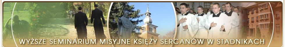 Wyższe Seminarium Księży Sercanów w Stadnikach