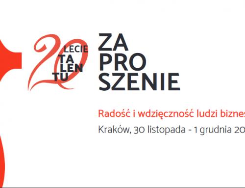 XVI Pielgrzymka Przedsiębiorców – 20-lecie TALENTU