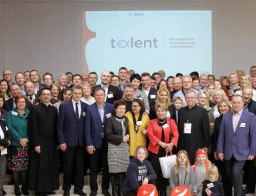 XVI Pielgrzymka Przedsiębiorców – 20-lecie TALENTU [wideo]