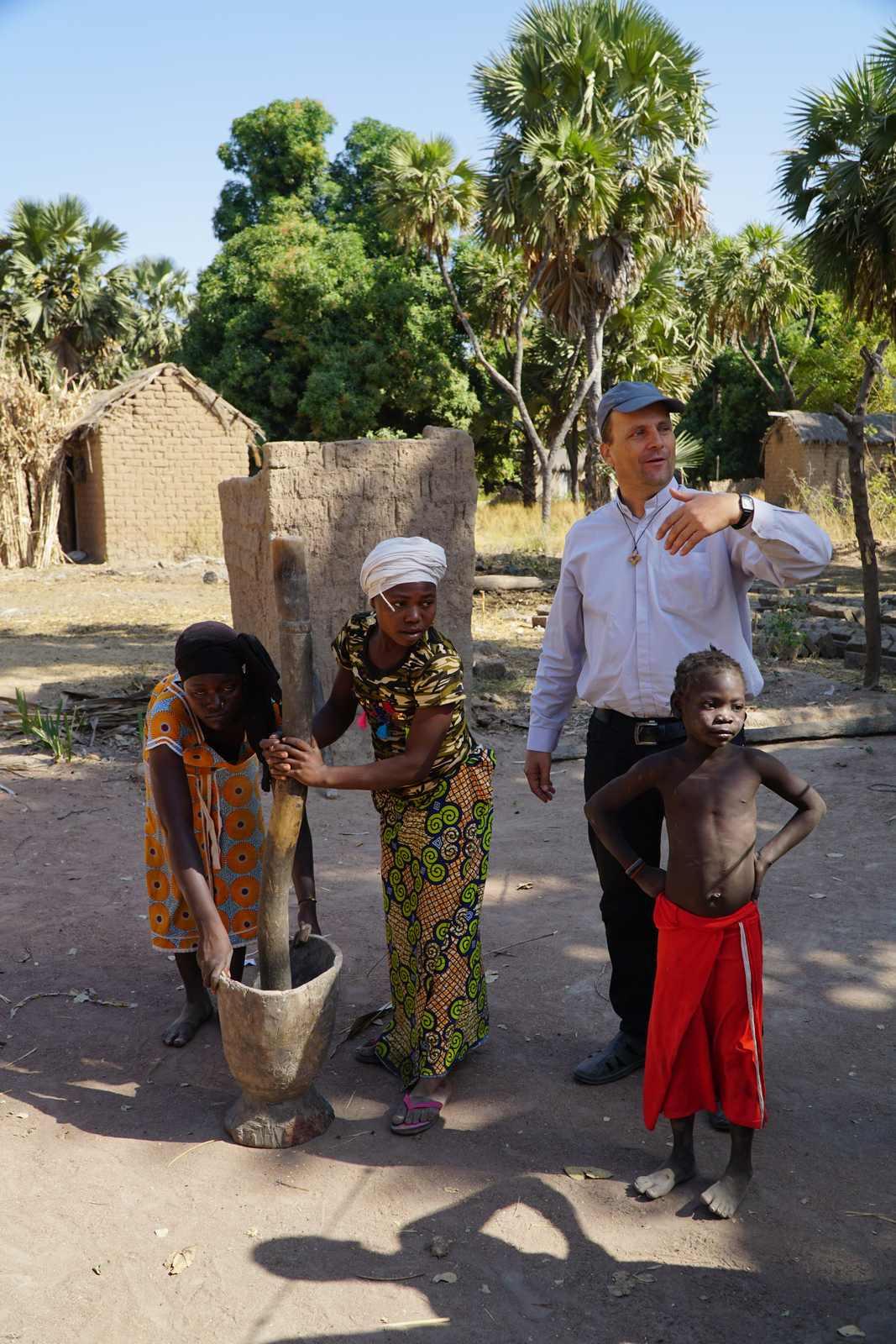 Misje w Czadzie