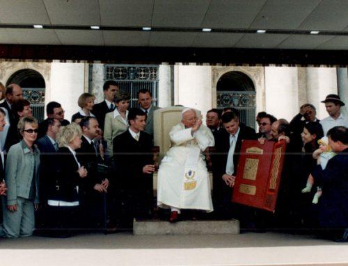 Jan Paweł II Bliski