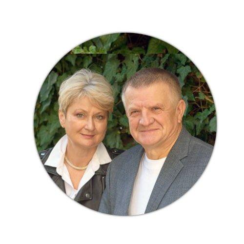 Wiesław i Magdalena Grabowscy